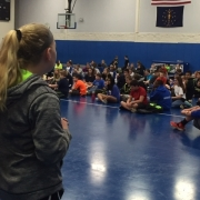 Mayor's Youth Council Recruitment at Batesville Middle School