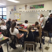 Mayor's Youth Council Recruitment at St. Louis School