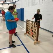 Big Game Night at YMCA 2017
