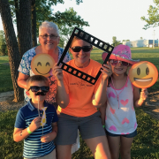 Family Fun Night at Osgood Trails 2017