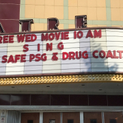 Free Movie Wednesday at the Gibson Theatre 2017