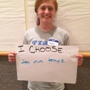 """I Choose"" at Batesville Middle School: National Prevention Week 2015"