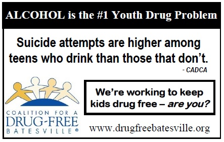 Alcohol is the #1 Youth Drug Problem